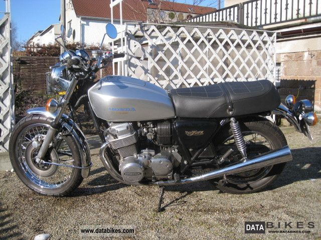 Honda  cb 750 four K7 1978 Vintage, Classic and Old Bikes photo