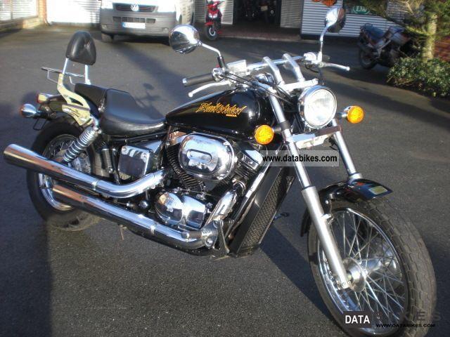 2003 Honda  VT 750 Black Widdow Motorcycle Chopper/Cruiser photo