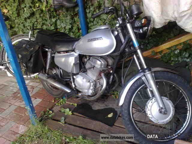 1984 Honda  CM 185T Motorcycle Other photo