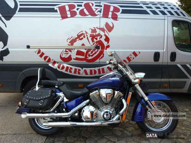 2003 Honda  VTX 1800 R Classic Special Price Vollausstattung Motorcycle Chopper/Cruiser photo