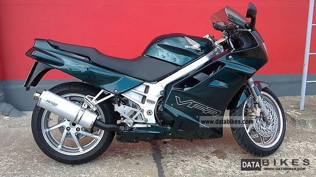 1993 Honda  VFR 750 Motorcycle Sport Touring Motorcycles photo