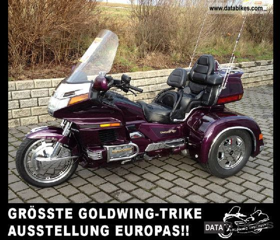 2011 Honda  GL1500 TRIKE / up to 2,000 - Inz.Prämie Motorcycle Trike photo