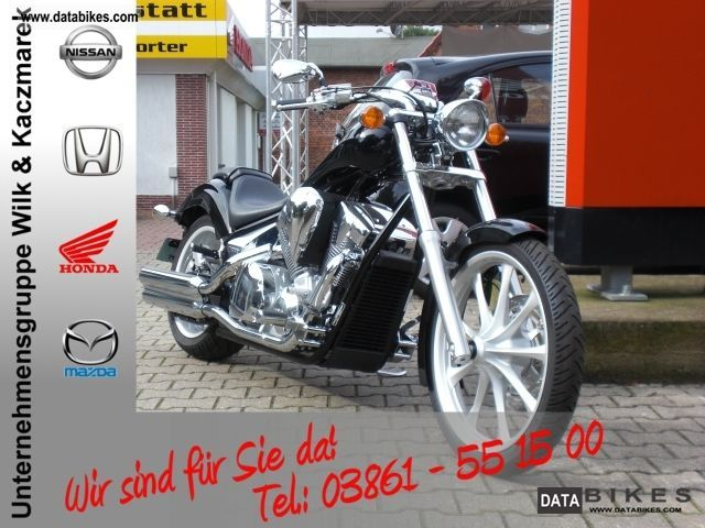 2011 Honda  VTX 1300 CX Motorcycle Chopper/Cruiser photo