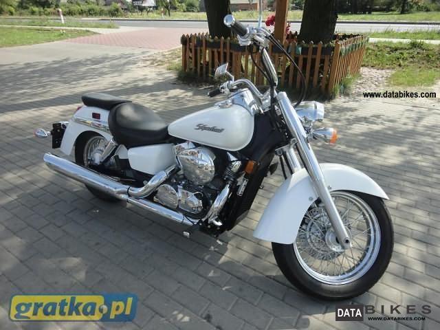 2007 Honda  Shadow Motorcycle Chopper/Cruiser photo