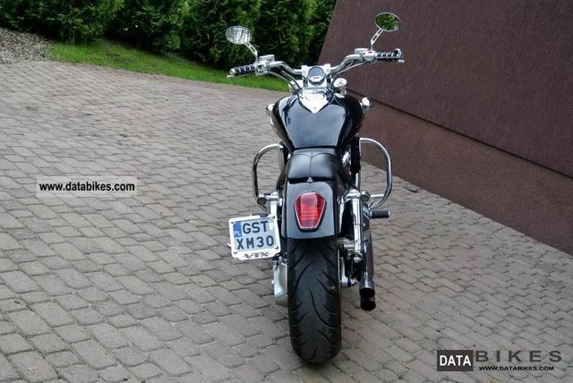 Vtx Detail View And Photos 2005 Honda Vtx Chopper Bike