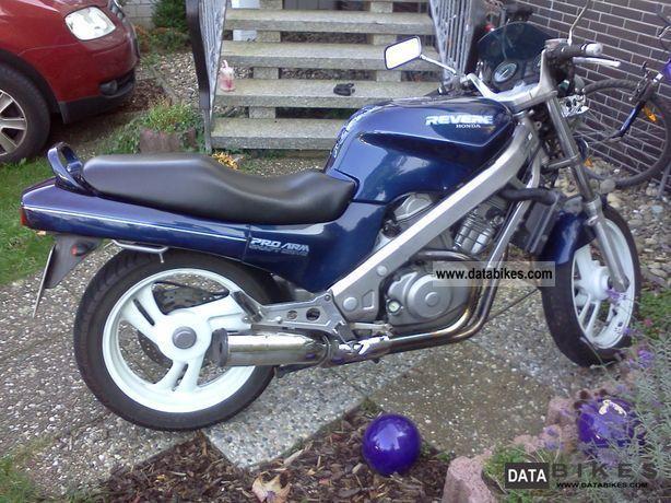 1989 Honda  NTV Revere Motorcycle Naked Bike photo