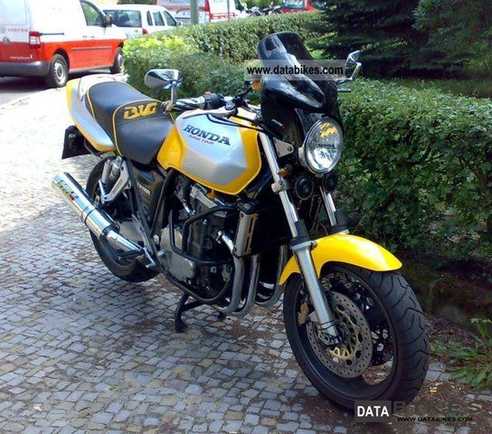 1996 Honda  CB 1000 SC30 Motorcycle Motorcycle photo
