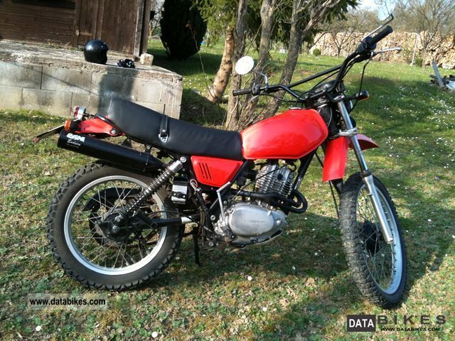 Honda  XL250 1979 Vintage, Classic and Old Bikes photo