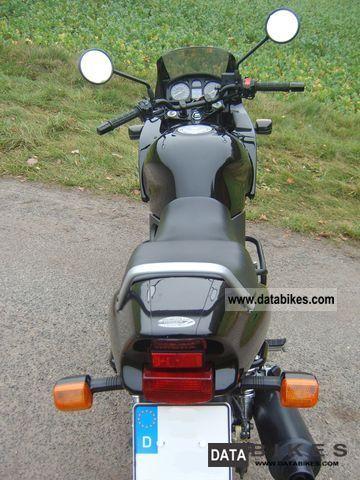 2002 Honda  CB Motorcycle Motorcycle photo
