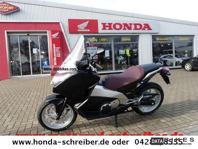 2012 Honda  NC 700 D integration Motorcycle Motorcycle photo