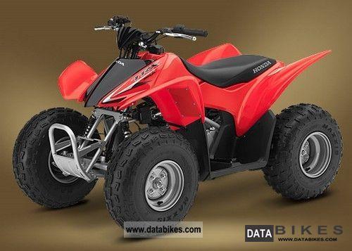 2011 Honda  TRX 90 Motorcycle Quad photo