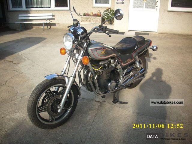 1984 Honda  CB 650 C Motorcycle Chopper/Cruiser photo