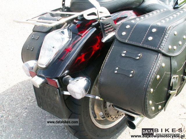 2003 Honda  VTX 1800 C Motorcycle Chopper/Cruiser photo