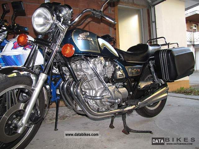 1983 Honda  CB750C RC06 Motorcycle Chopper/Cruiser photo