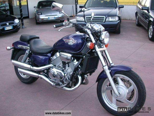 2005 Honda  VF 750 Motorcycle Other photo