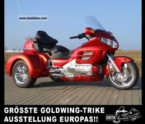 2007 Honda  GL1800 TRIKE / up to 3000 - Inz. premium Motorcycle Trike photo