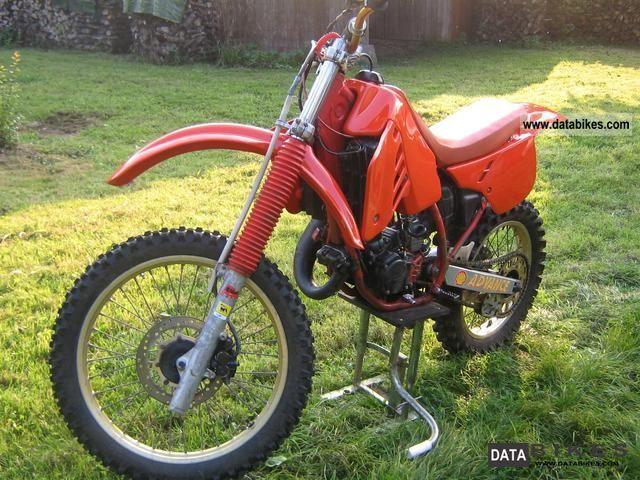 1999 honda cr125 owners manual