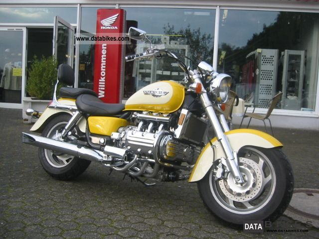 1998 Honda  F6 Motorcycle Chopper/Cruiser photo