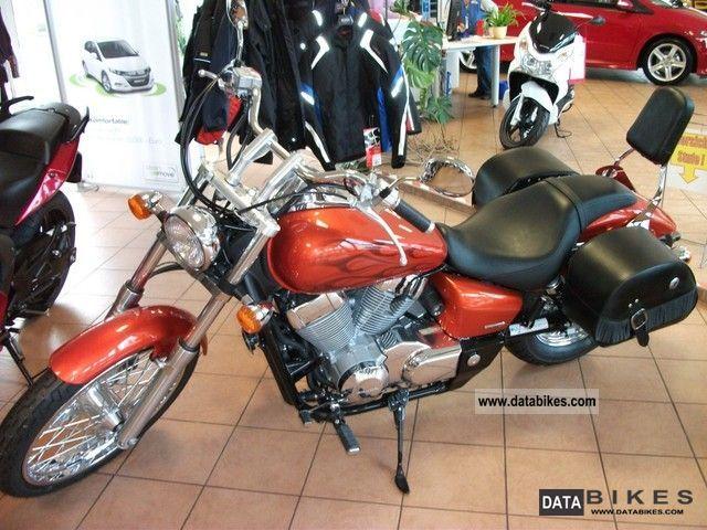 2011 Honda  Shadow Spirit 750 C-ABS Motorcycle Chopper/Cruiser photo