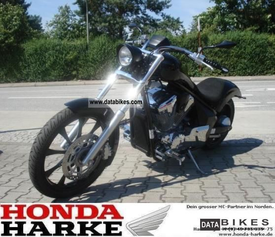 2011 Honda  VT 1300 C ABS \ Motorcycle Chopper/Cruiser photo