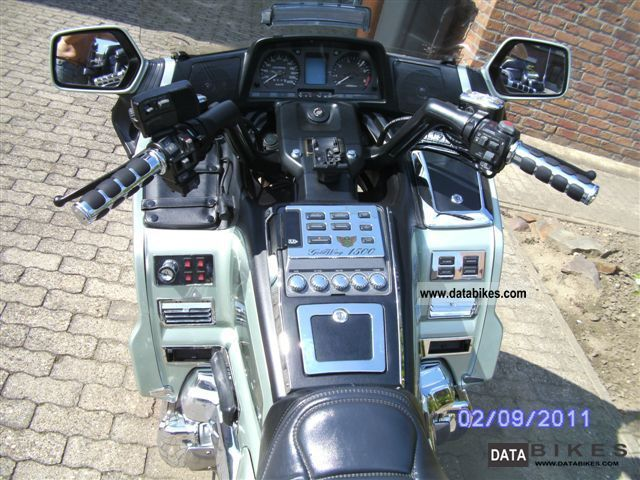 2003 Honda Goldwing 1500 Se