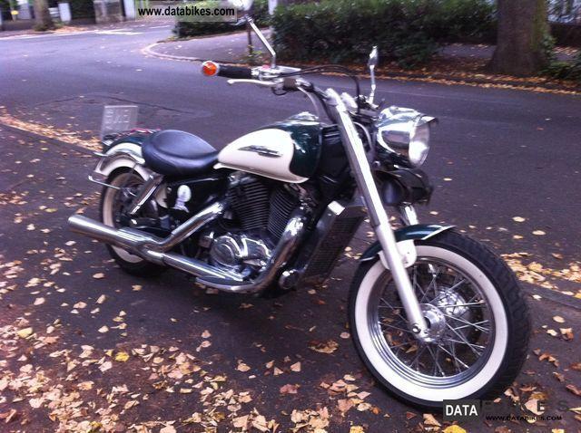 1998 Honda  VT 1100 C3 Motorcycle Chopper/Cruiser photo