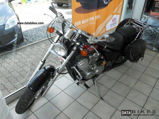 Honda  SHADOW 600 1988 Chopper/Cruiser photo