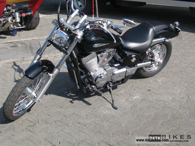 2006 Honda  VT 750 Spirit Motorcycle Chopper/Cruiser photo