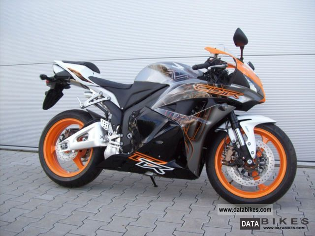 2011 Honda Cbr 600 R Abs Limited Edition Tz With 0km