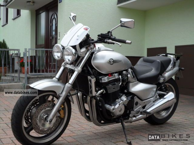 2000 Honda  X4 / Type SC 38 Motorcycle Motorcycle photo