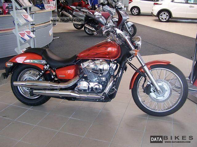 2010 Honda  Shadow 750 Spirit Motorcycle Chopper/Cruiser photo