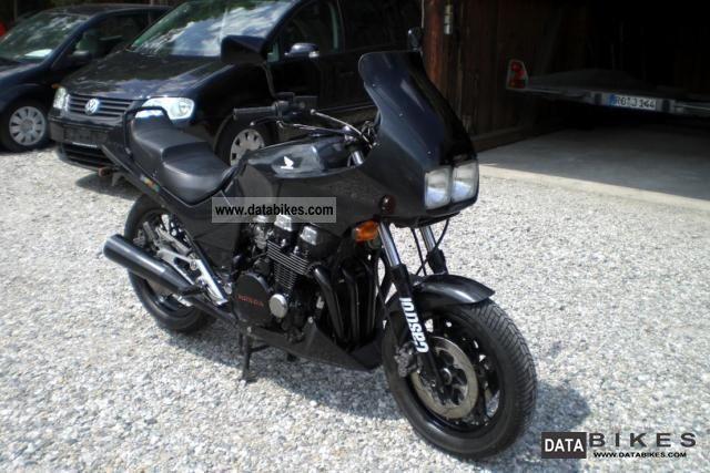 1987 Honda  RC17 CBX 750 * ORIGINAL * 28'KM TOPZUSTAND * Motorcycle Motorcycle photo
