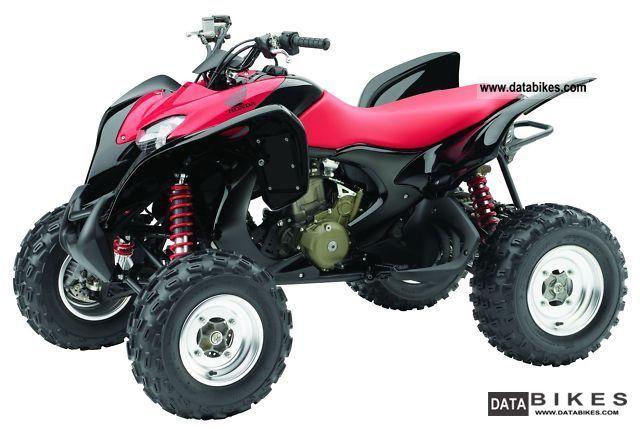 Quad Honda 700 Trx Honda Trx 700xx Trx 700