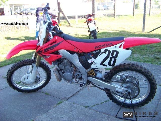 2007 Honda  CR250 Motorcycle Rally/Cross photo