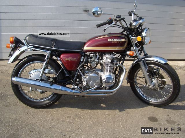 1979 Honda  550 Four F1 Motorcycle Motorcycle photo