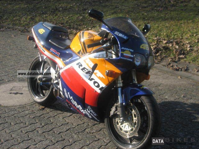1995 Honda  RVF 400R (small RC 45) Motorcycle Sports/Super Sports Bike photo