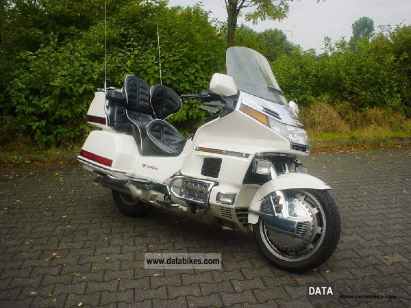 1995 Honda  GL1500 Goldwing Motorcycle Tourer photo