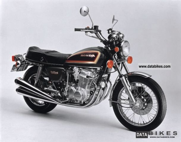 Honda  750 Four K7 1979 Vintage, Classic and Old Bikes photo