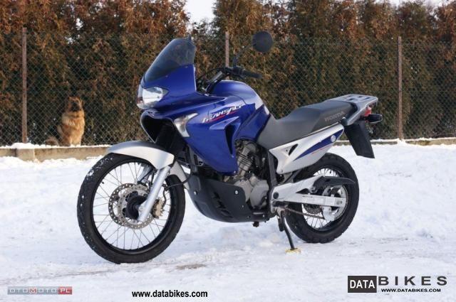 2007 Honda  XLV 650 Transalp 2007 IDEALNY ROK! Motorcycle Motorcycle photo