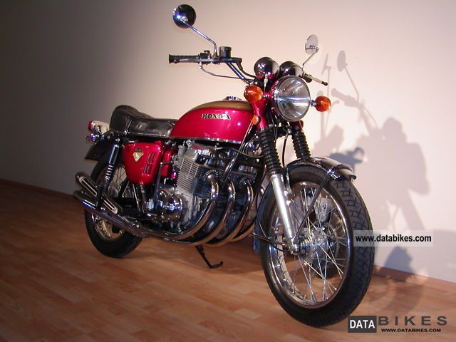 1969 Honda  CB750 K0 sand casting Motorcycle Motorcycle photo