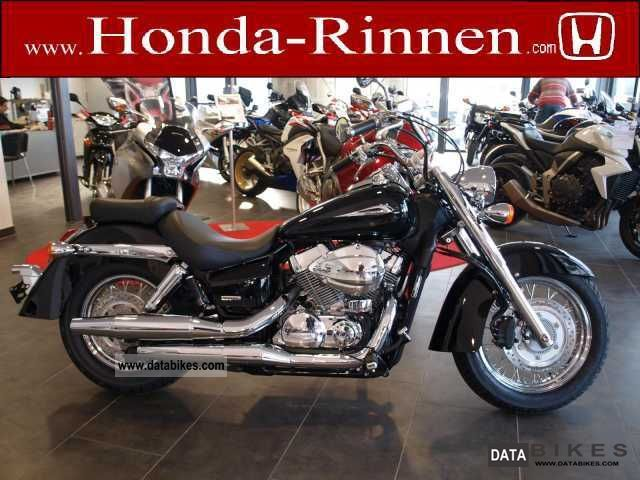 2010 Honda  Shadow 750 ABS Motorcycle Chopper/Cruiser photo