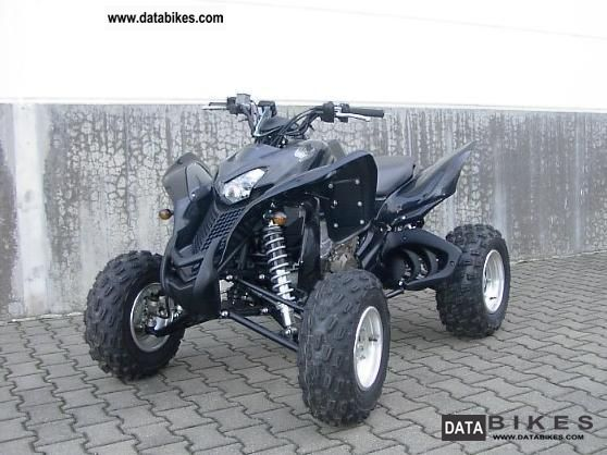 Honda  TRX 700 XX HM Black with COC Neufz. 2011 Quad photo