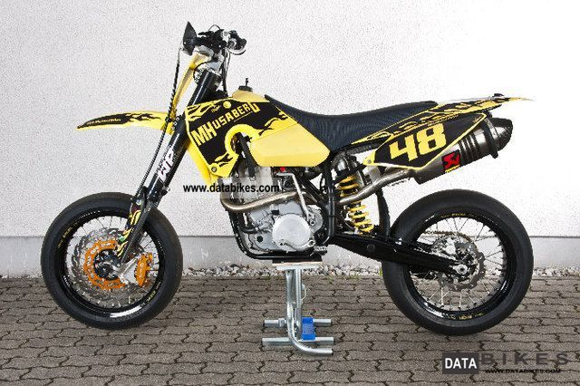 2007 Husaberg  FS 650C 2007 Motorcycle Enduro/Touring Enduro photo