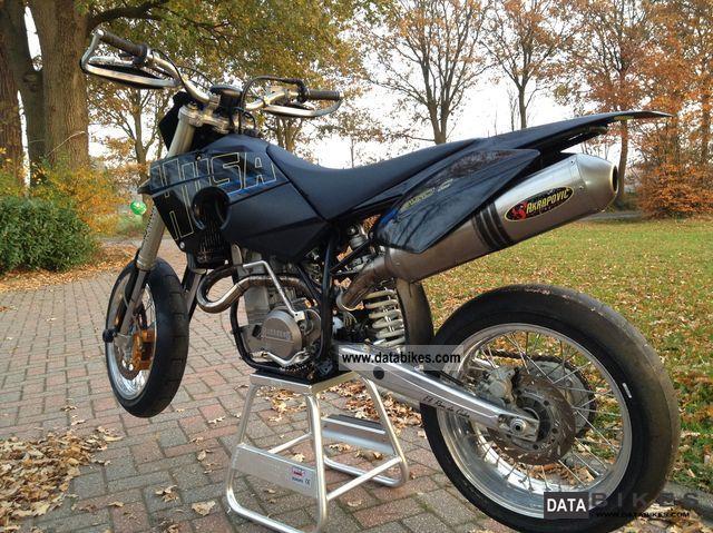 Husaberg  FS 650 600 Supermoto 2001 Super Moto photo