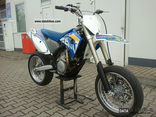2012 Husaberg  Fe / Fs 450 Motorcycle Super Moto photo