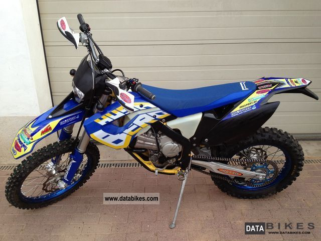 2011 Husaberg  FE 570 Motorcycle Enduro/Touring Enduro photo