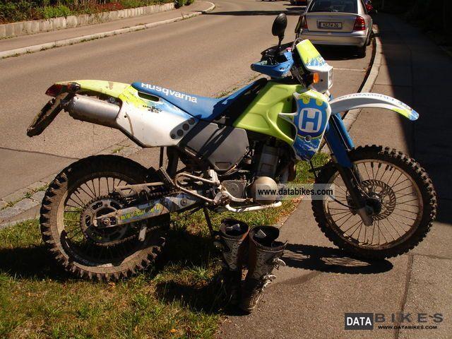 1995 Husqvarna  TE 610 Motorcycle Enduro/Touring Enduro photo