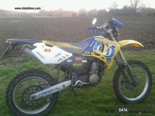 2000 Husqvarna  410 MW Motorcycle Motorcycle photo