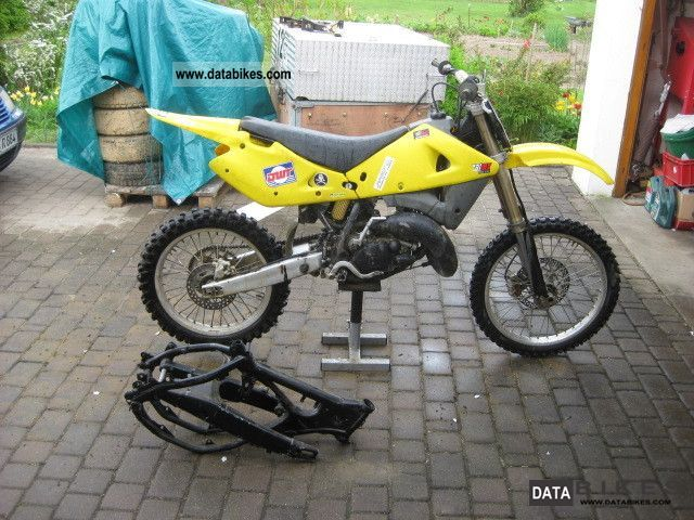 2000 Husqvarna  cr 125 Motorcycle Rally/Cross photo