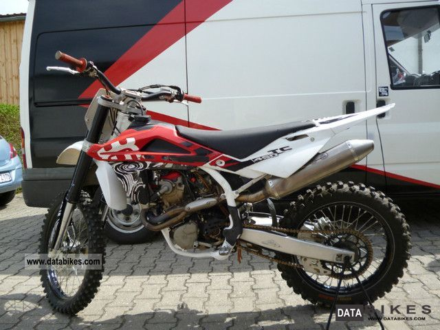 2009 Husqvarna  TC 450 Motorcycle Rally/Cross photo